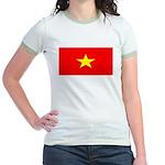 Vietnamblank.jpg Jr. Ringer T-Shirt