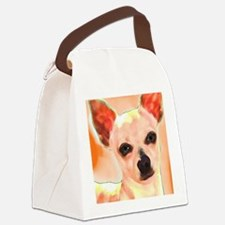 Pet adoptions Canvas Lunch Bag