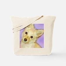 Funny Chipoo Tote Bag