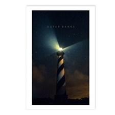 Cape Hatteras Light Postcards (package Of 8)