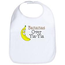 Bananas Over Yia-Yia Bib