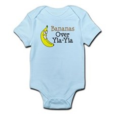 Bananas Over Yia-Yia Body Suit