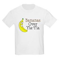 Bananas Over Yia-Yia T-Shirt