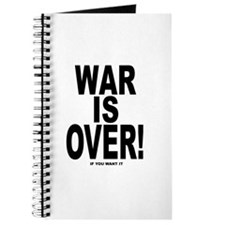 War is Over, If You Want It Journal