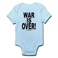 War is Over, If You Want It Infant Bodysuit