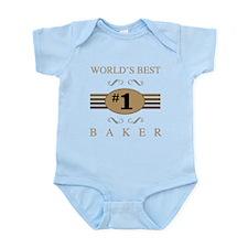 World's Best Baker Body Suit