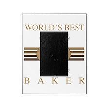 World's Best Baker Picture Frame