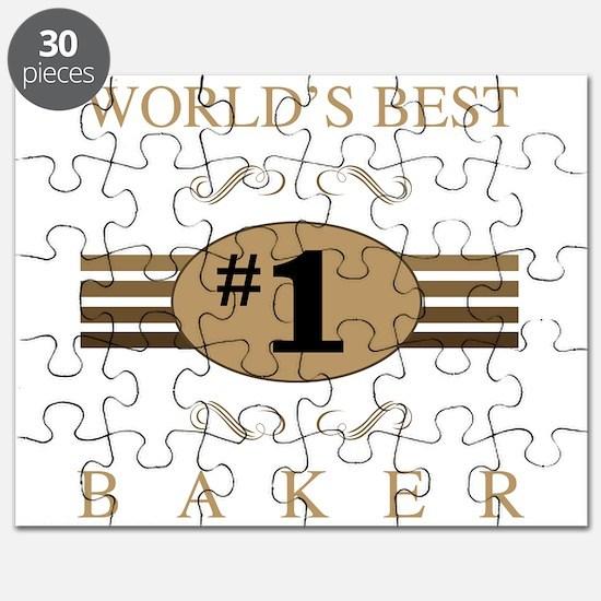 World's Best Baker Puzzle