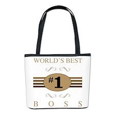 World's Best Boss Bucket Bag