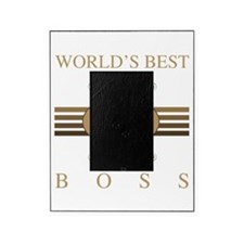 World's Best Boss Picture Frame