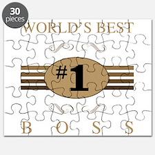 World's Best Boss Puzzle