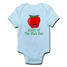 Apple of Yia-Yia's Eye Body Suit