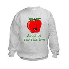 Apple of Yia-Yia's Eye Sweatshirt