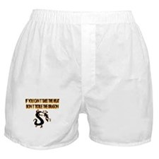 If you can't stand the heat Boxer Shorts