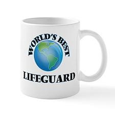 World's Best Lifeguard Mugs