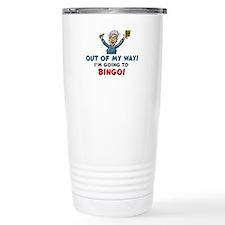 BINGO! Travel Mug