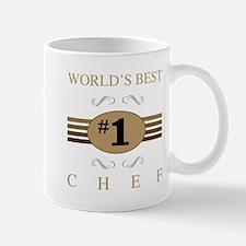 World's Best Chef Mugs