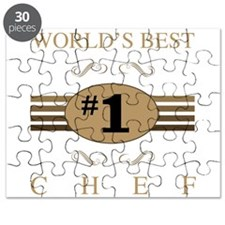 World's Best Chef Puzzle