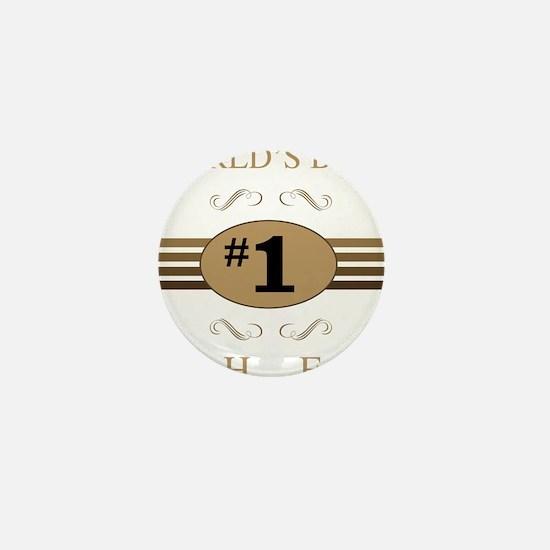 World's Best Chef Mini Button