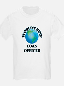 World's Best Loan Officer T-Shirt