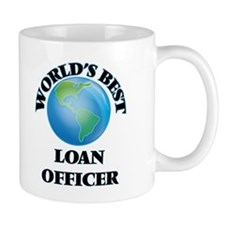 World's Best Loan Officer Mugs