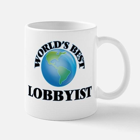 World's Best Lobbyist Mugs