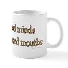 Closed Minds Mugs