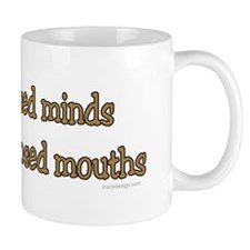 Closed Minds Mugs