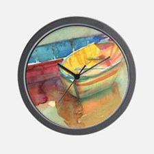 Cute Mens marine Wall Clock