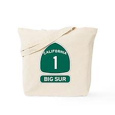 Big Sur - PCH - CA1 Tote Bag
