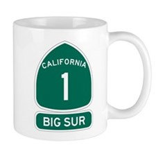 Big Sur - PCH - CA1 Mugs
