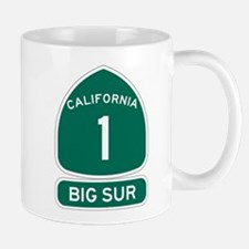 Big Sur - PCH - CA1 Mugs