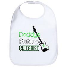 Daddys future guitarist Bib