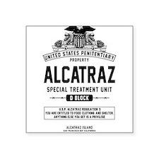 Alcatraz S.T.U. Sticker