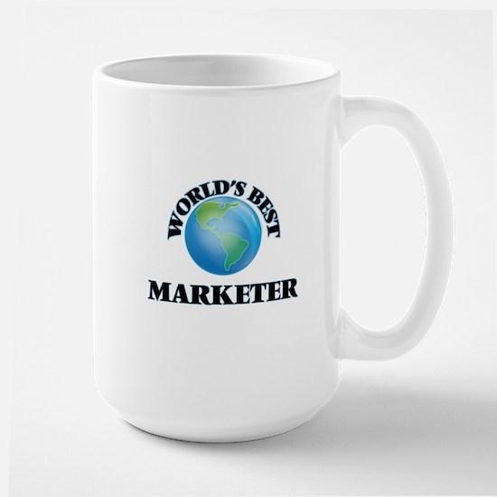 World's Best Marketer Mugs