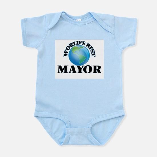 World's Best Mayor Body Suit