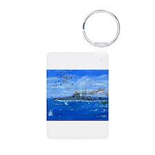 Unique Pearl harbor Keychains