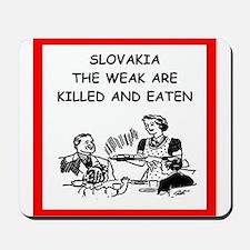 slovakia Mousepad