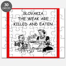 slovakia Puzzle