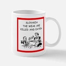 slovakia Mugs