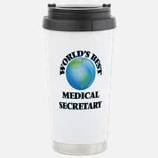 World's Best Medical Se Travel Mug