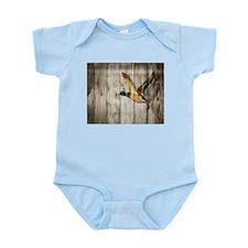 barnwood wild duck Body Suit