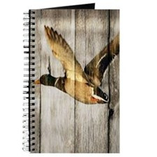 barnwood wild duck Journal