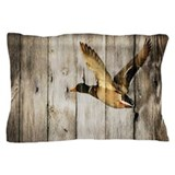 Mallard duck Pillow Cases