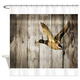Duck hunting Shower Curtains