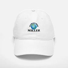 World's Best Miller Baseball Baseball Cap