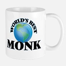 World's Best Monk Mugs