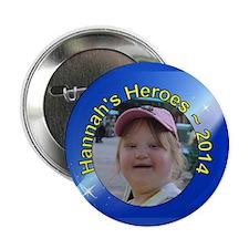"""Hannah 2014 2.25"""" Button (10 Pack)"""