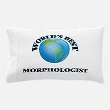 World's Best Morphologist Pillow Case