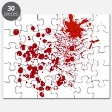 So Much Blood Puzzle